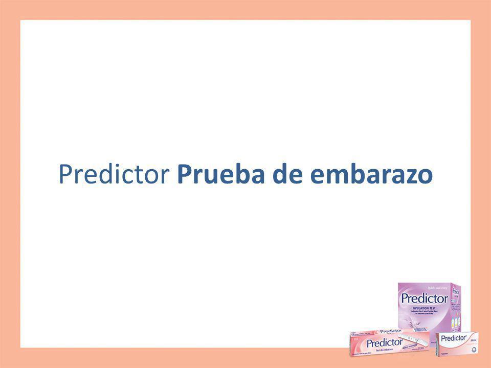 Predictor Prueba de embarazo