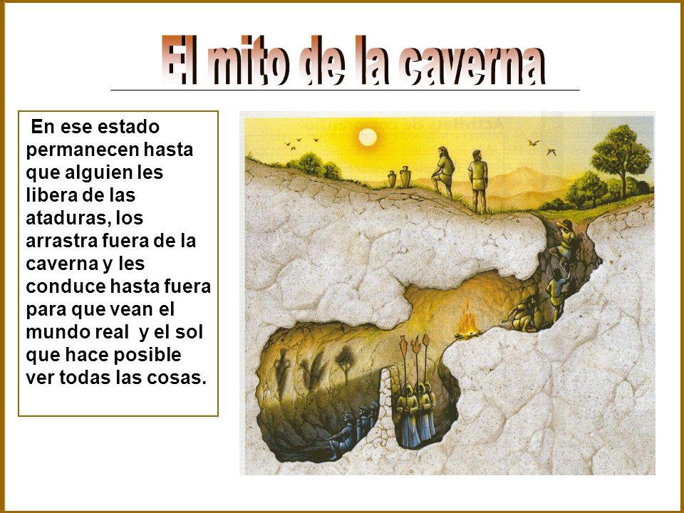 El mito de la caverna