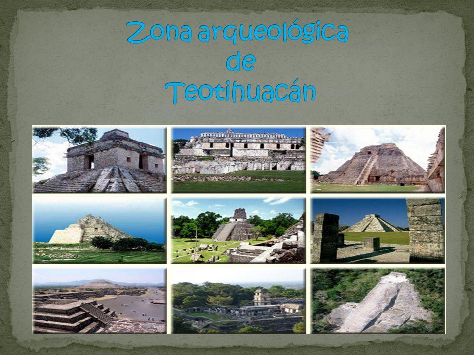 Zona arqueológica de Teotihuacán