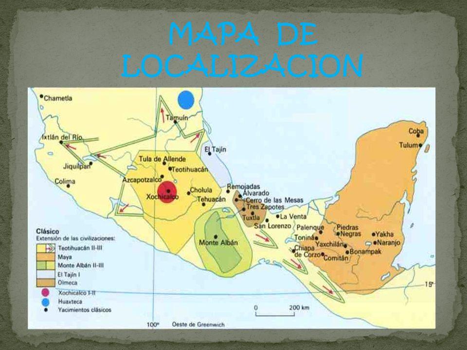MAPA DE LOCALIZACION
