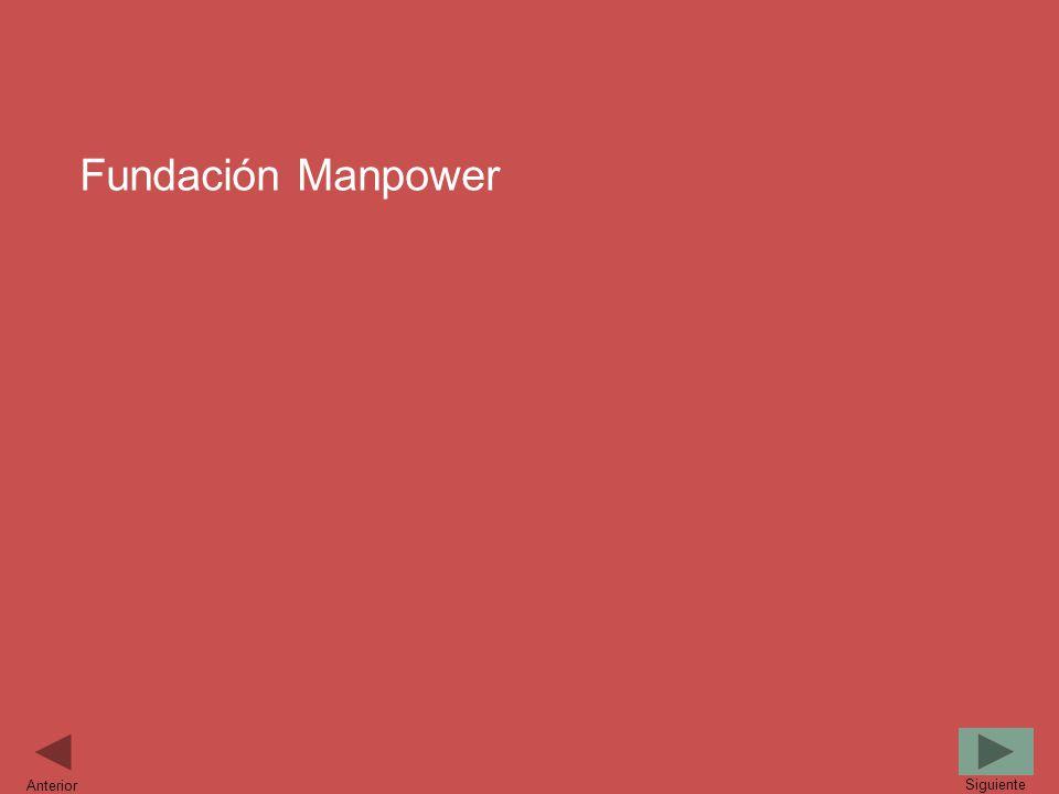 Fundación Manpower Anterior Siguiente