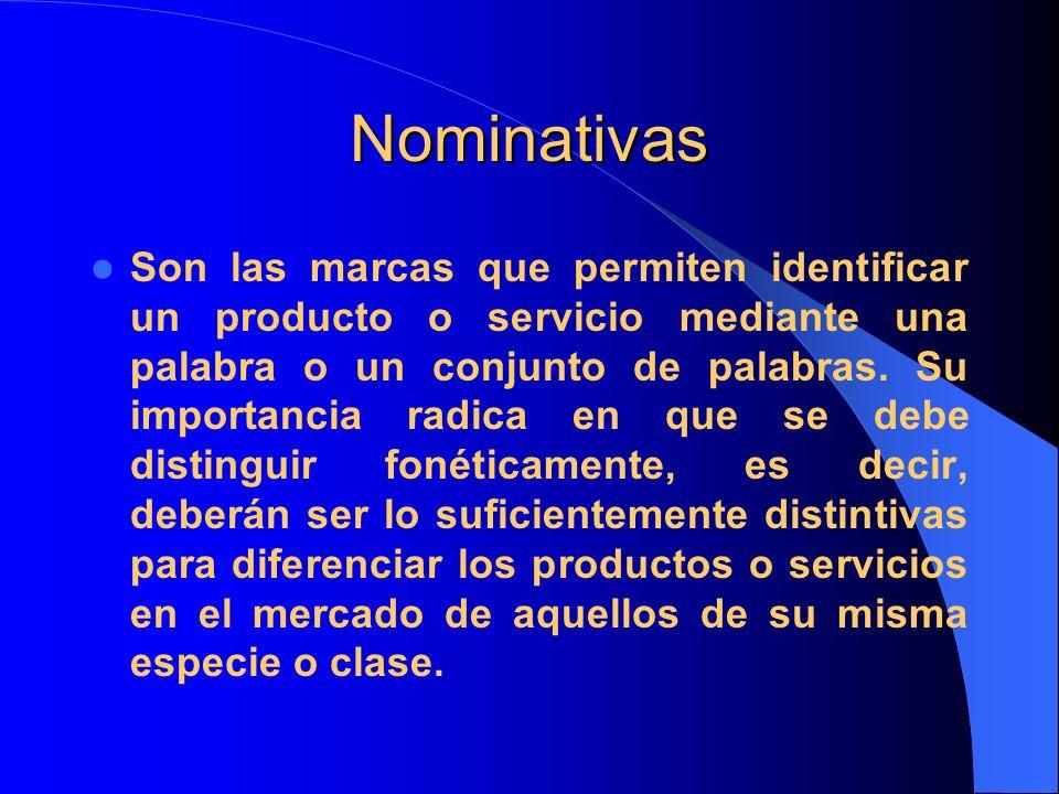 Nominativas