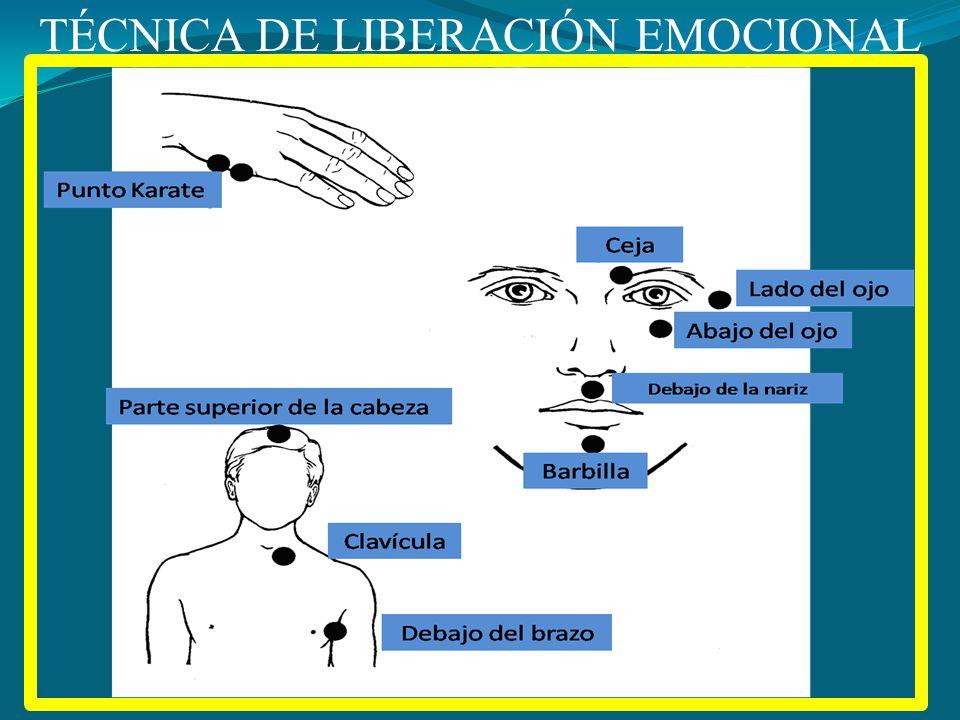 TÉCNICA DE LIBERACIÓN EMOCIONAL