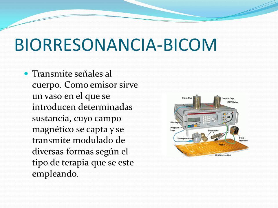 BIORRESONANCIA-BICOM