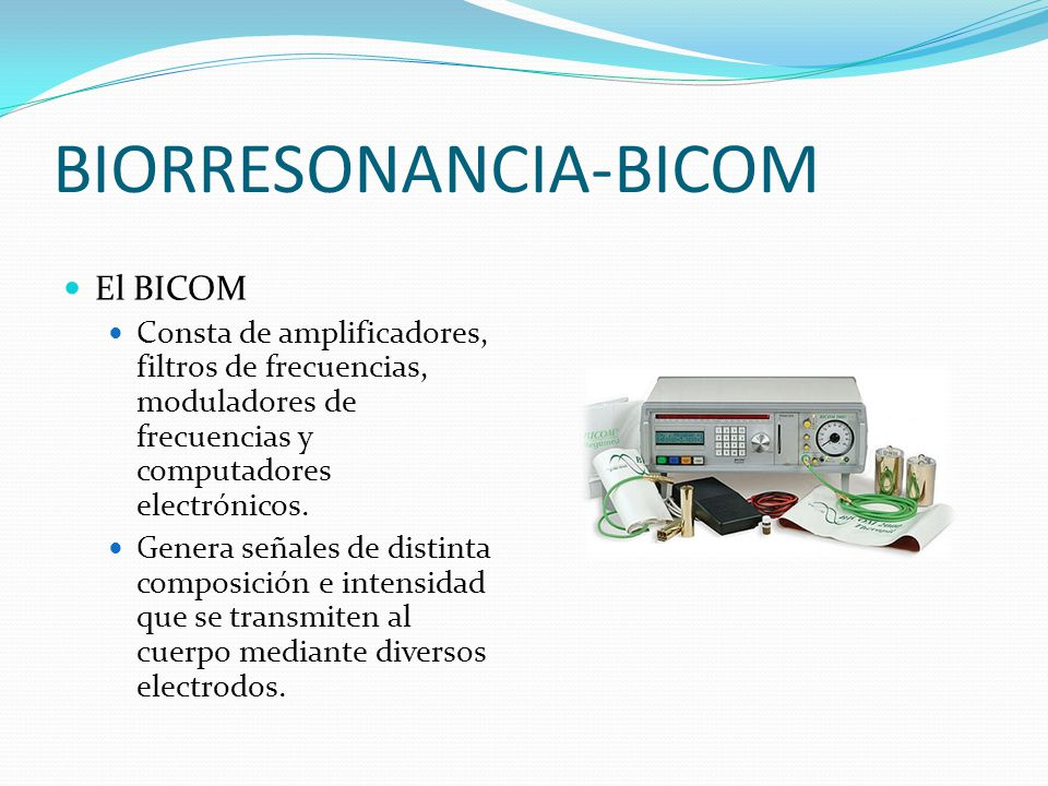 BIORRESONANCIA-BICOM