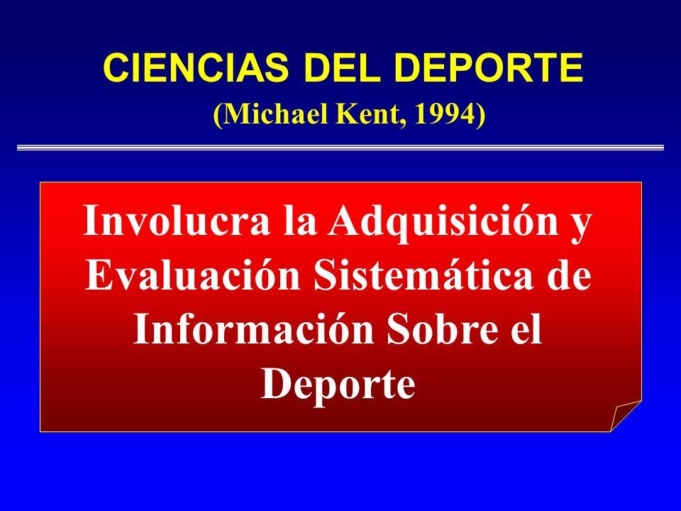 Involucra la Adquisición y Evaluación Sistemática de