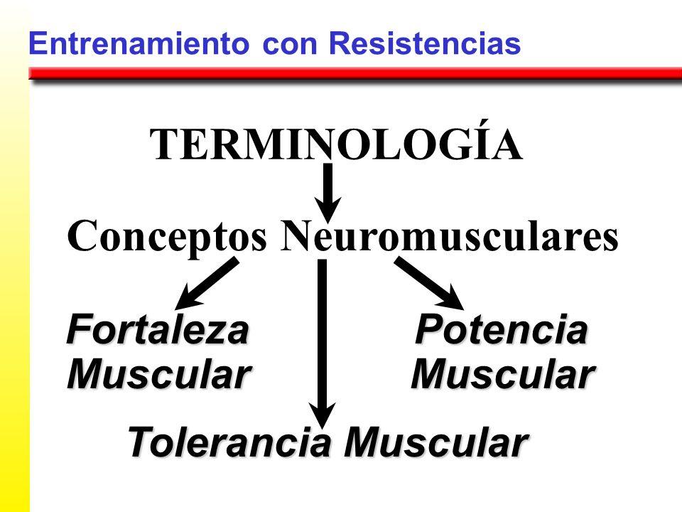 Conceptos Neuromusculares