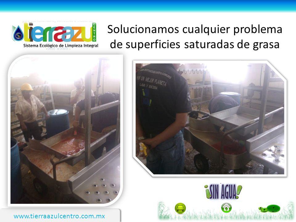 Solucionamos cualquier problema de superficies saturadas de grasa