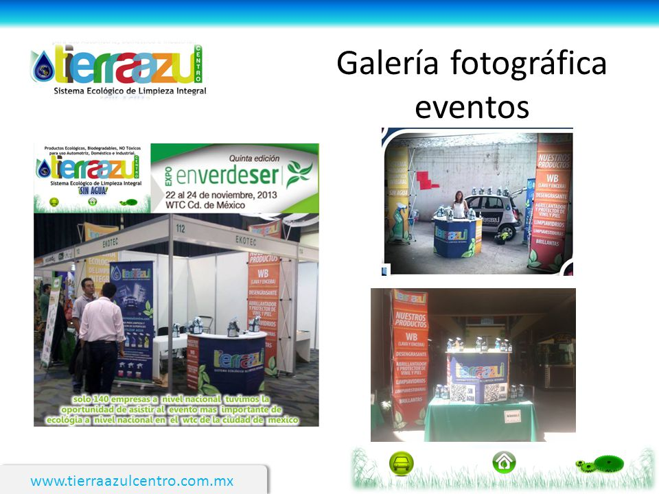 Galería fotográfica eventos