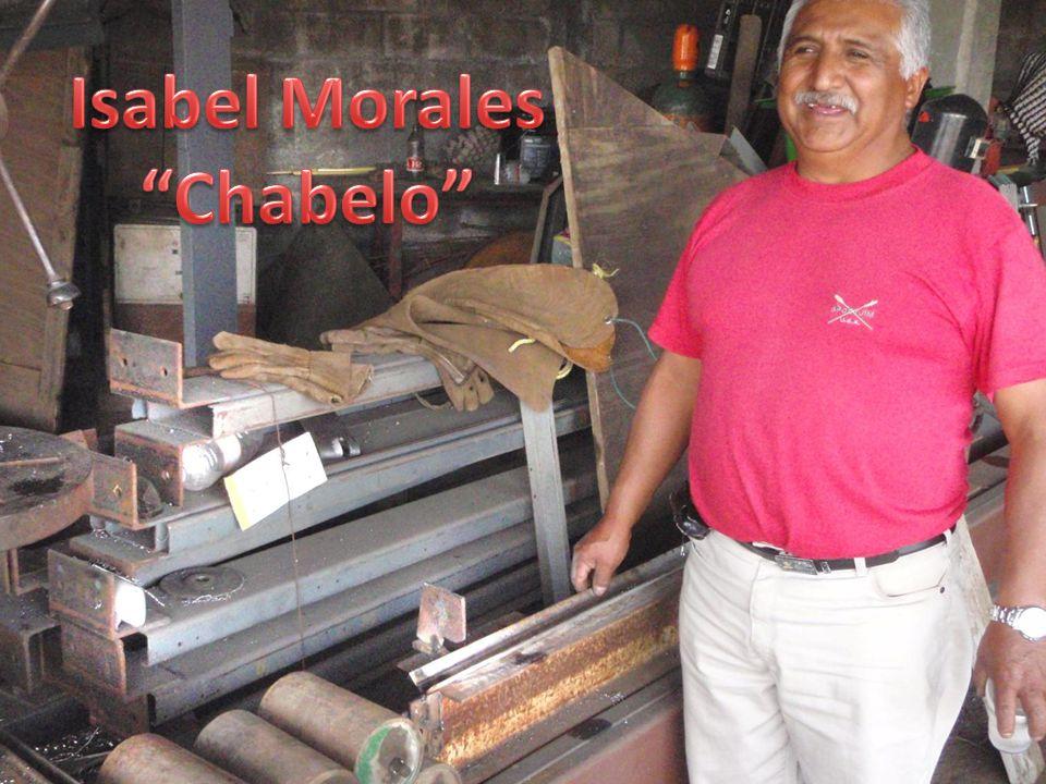 Isabel Morales Chabelo
