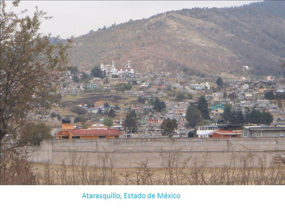 Atarasquillo, Estado de México
