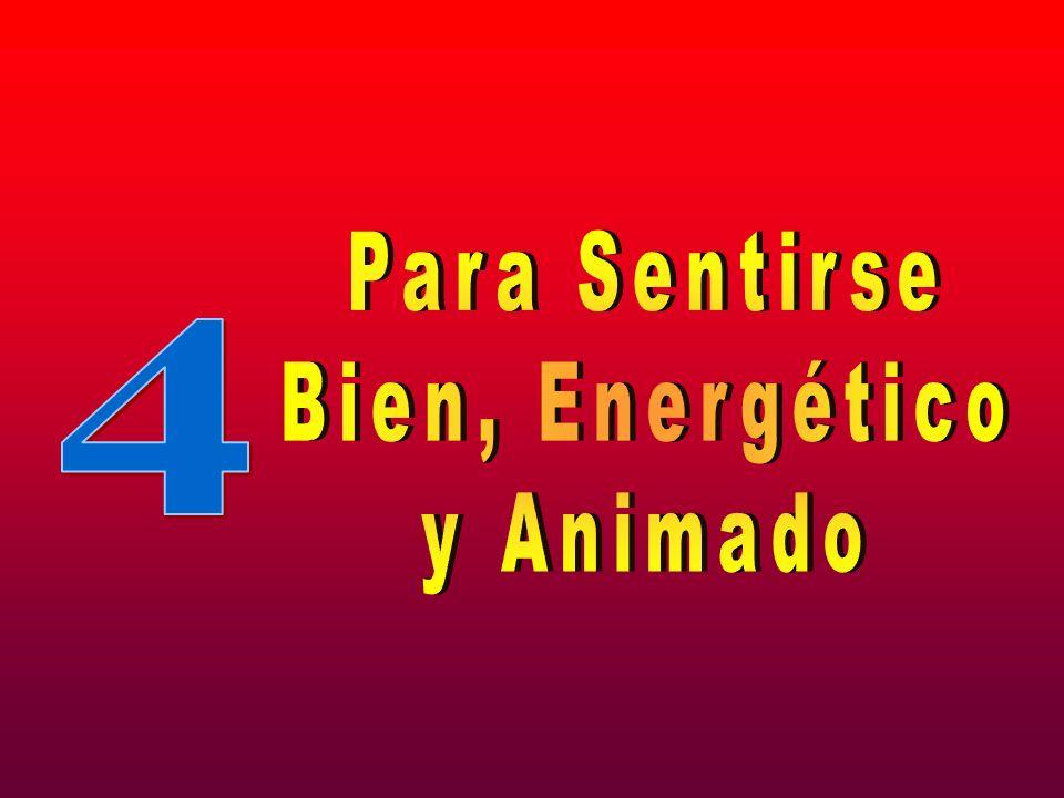 Para Sentirse Bien, Energético y Animado 4