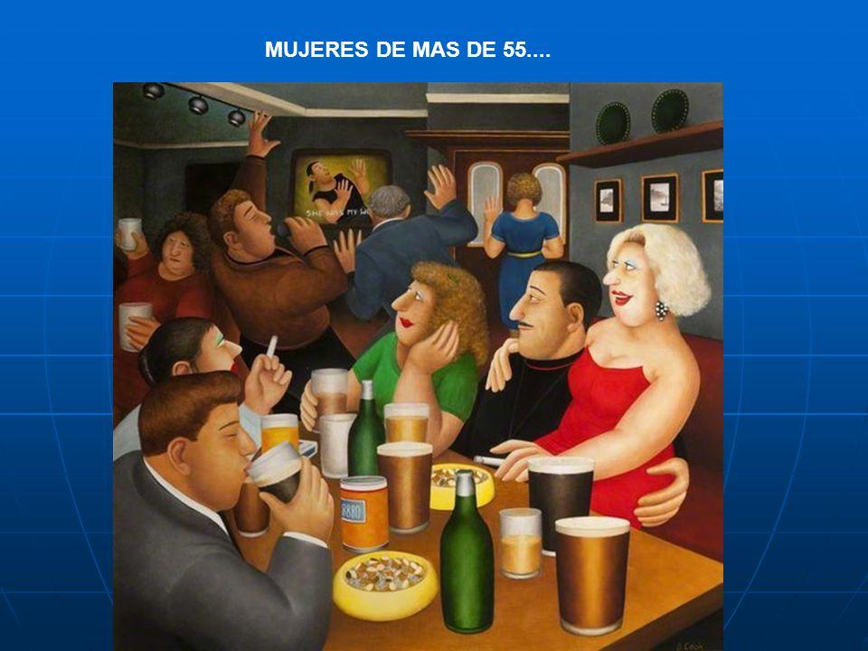 MUJERES DE MAS DE 55....