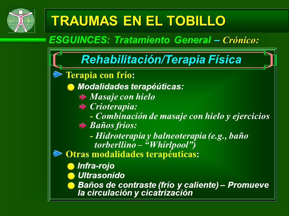 Rehabilitación/Terapia Física
