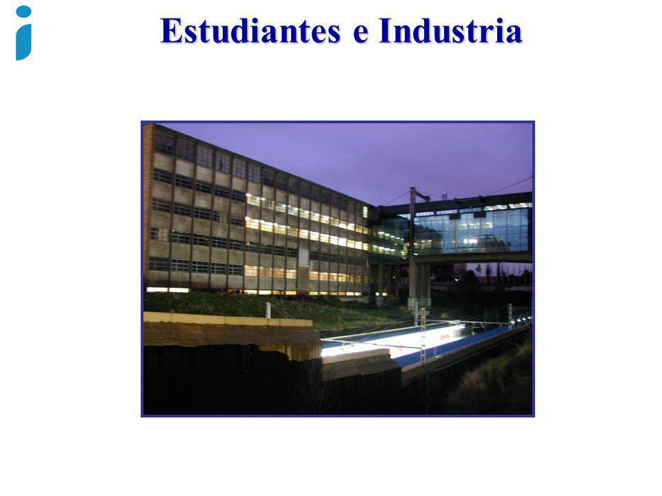 Estudiantes e Industria