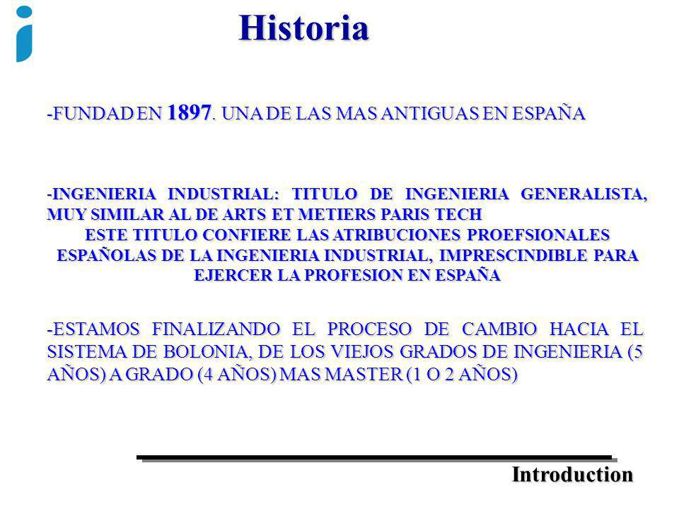 Historia Introduction