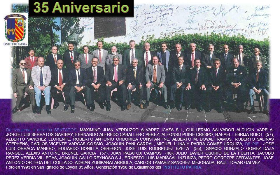 35 Aniversario