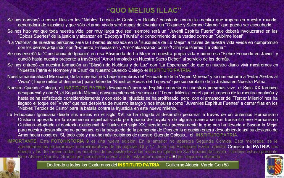 QUO MELIUS ILLAC