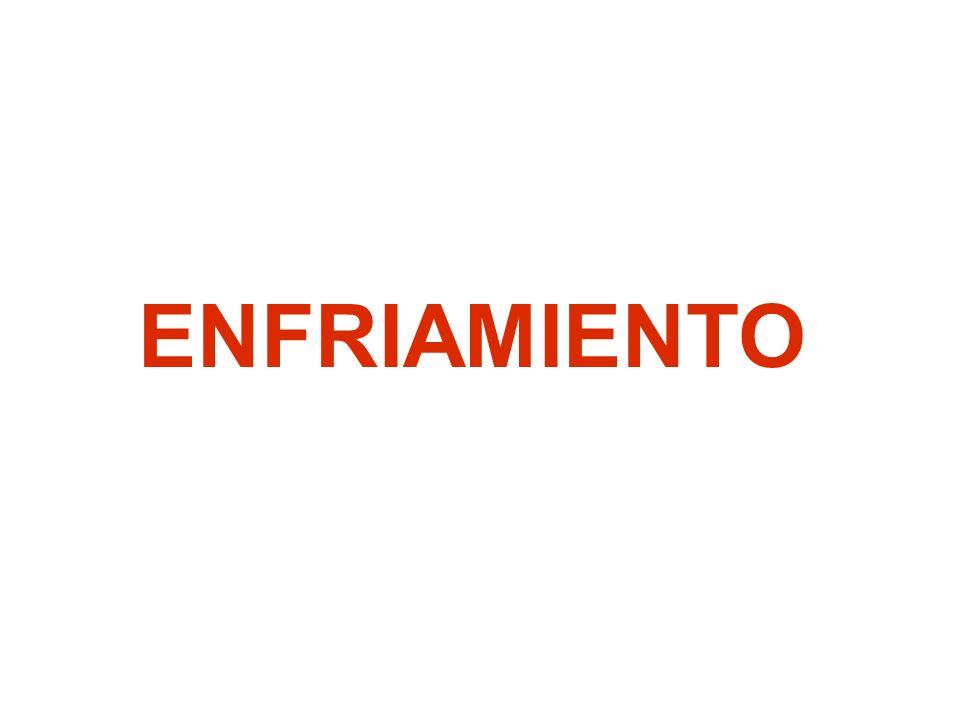 ENFRIAMIENTO