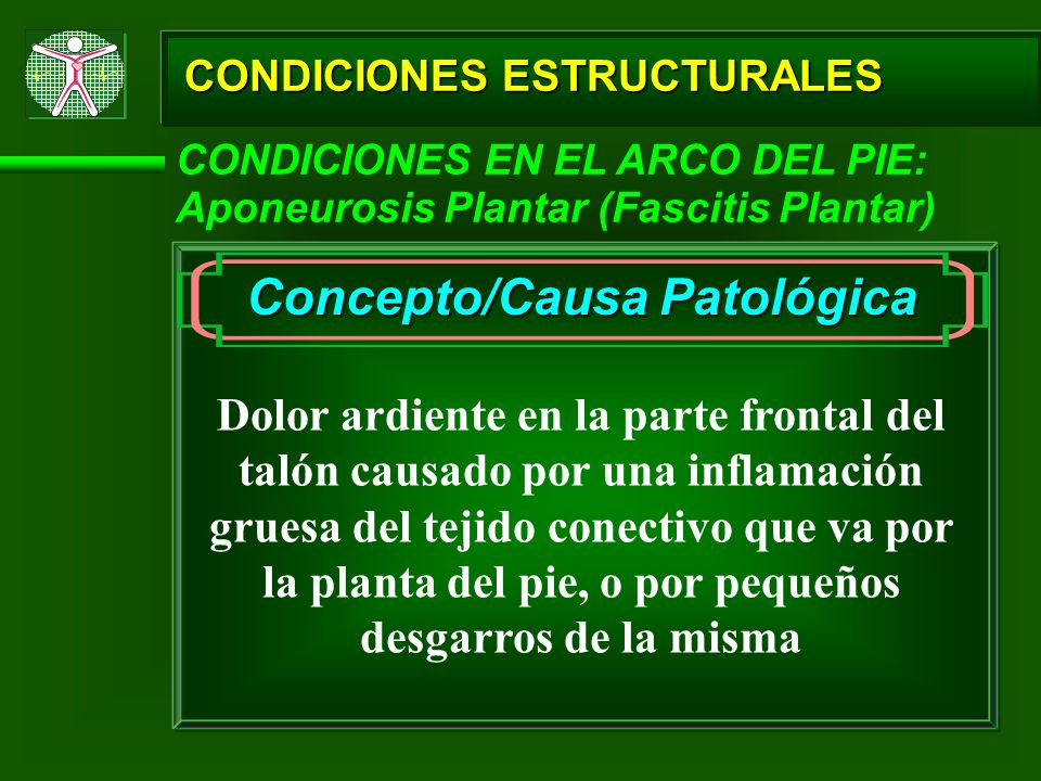 Concepto/Causa Patológica