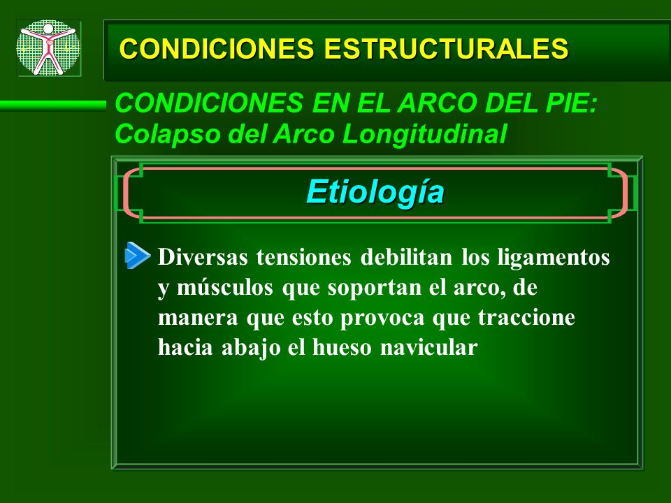 Etiología CONDICIONES ESTRUCTURALES
