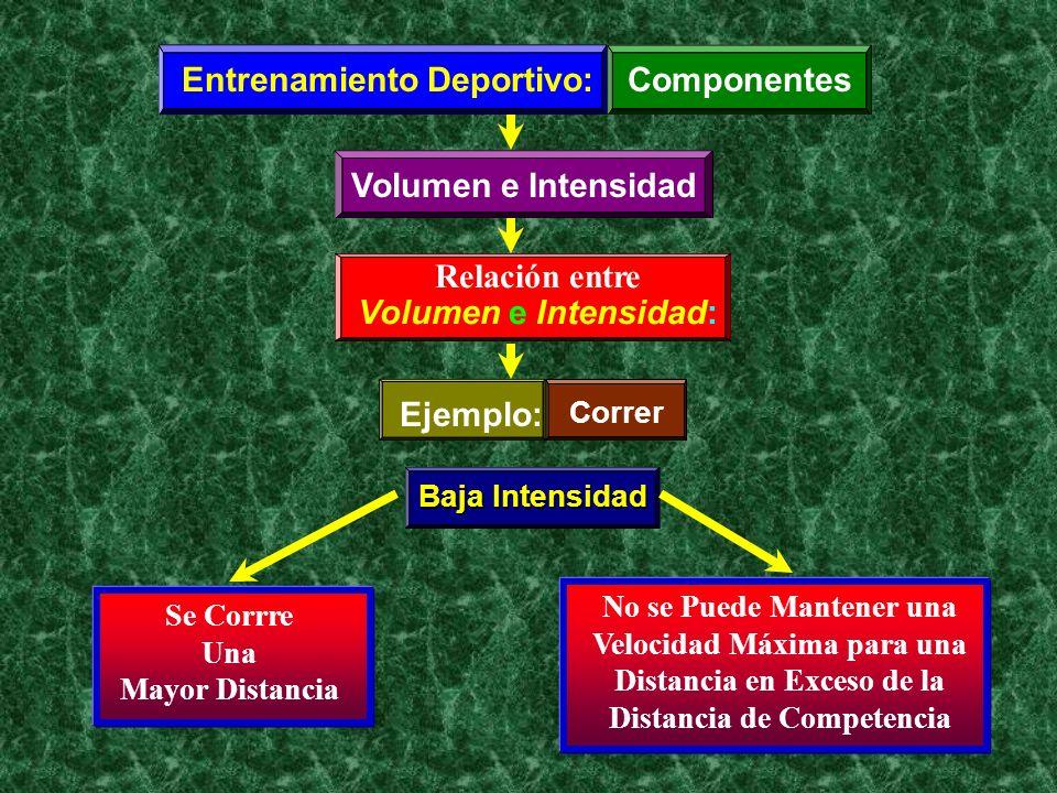 Entrenamiento Deportivo: