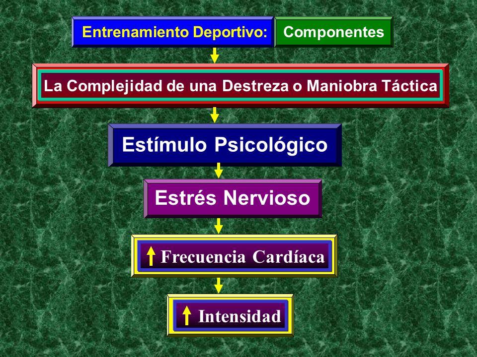 Estímulo Psicológico Estrés Nervioso