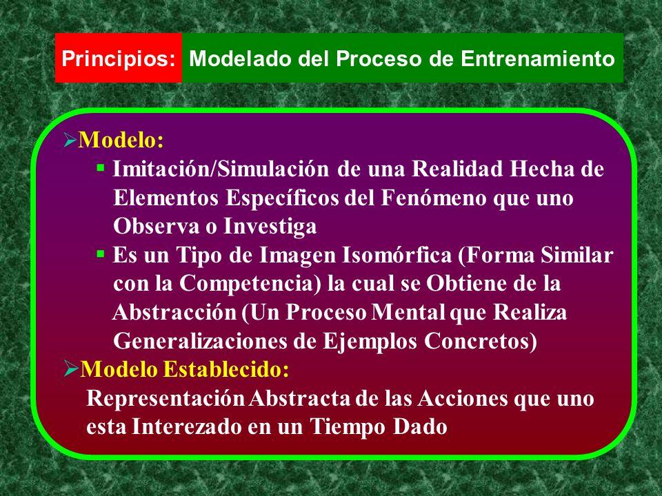 Imitación/Simulación de una Realidad Hecha de