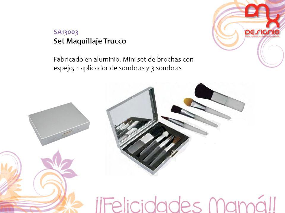 Set Maquillaje Trucco SA13003