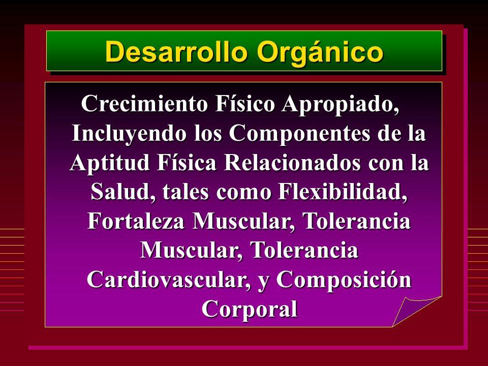 Desarrollo Orgánico