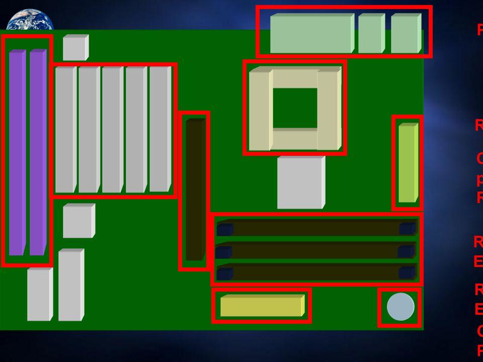 Puertos Ranura CPU. Conector. para CD-ROM. Ranura AGP. Ranuras de. Expansión PCI. Ranuras de.