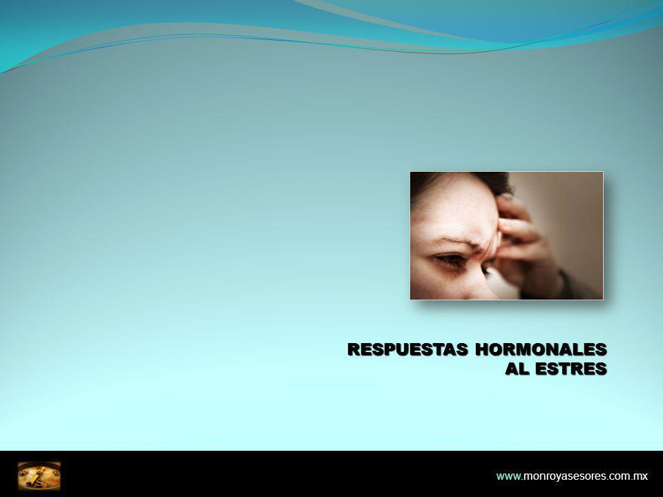 RESPUESTAS HORMONALES AL ESTRES