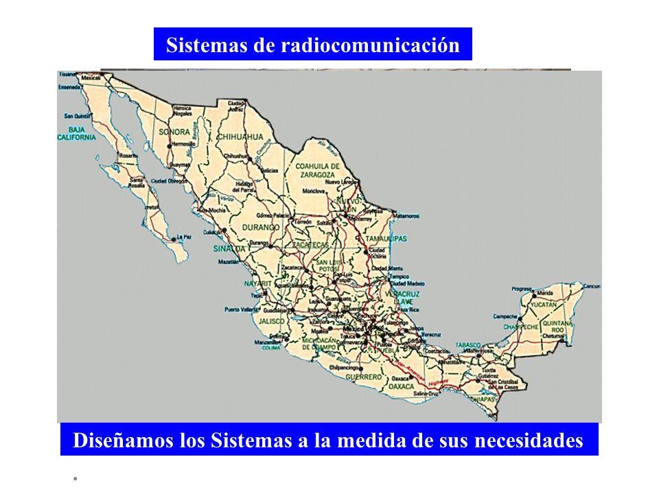 Sistemas de radiocomunicación