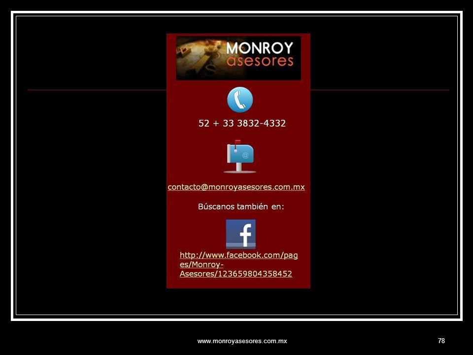 www.monroyasesores.com.mx