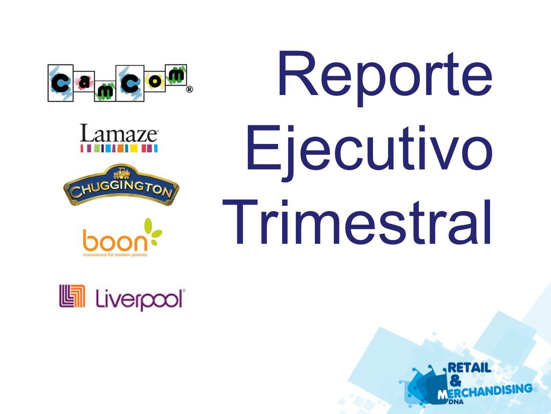 Reporte Ejecutivo Trimestral