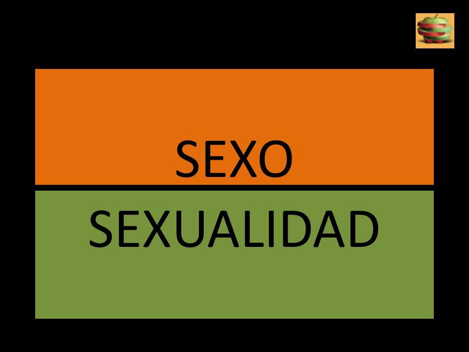 SEXO SEXUALIDAD VERSO UNA PRIMA DEFINIZIONE RELAZIONALE DELLA SESSUALITA