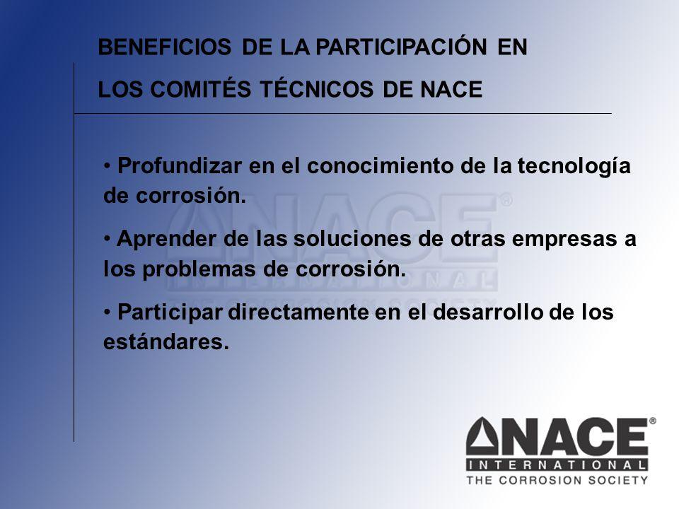 BENEFICIOS DE LA PARTICIPACIÓN EN