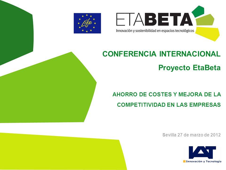 CONFERENCIA INTERNACIONAL Proyecto EtaBeta