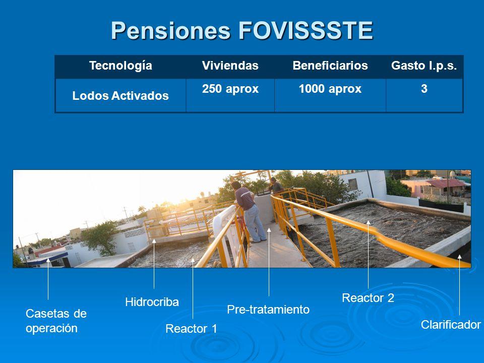 Pensiones FOVISSSTE Tecnología Viviendas Beneficiarios Gasto l.p.s.