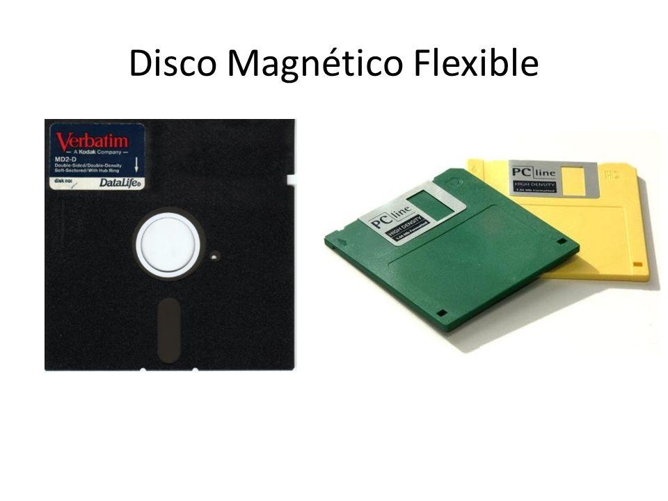 Disco Magnético Flexible