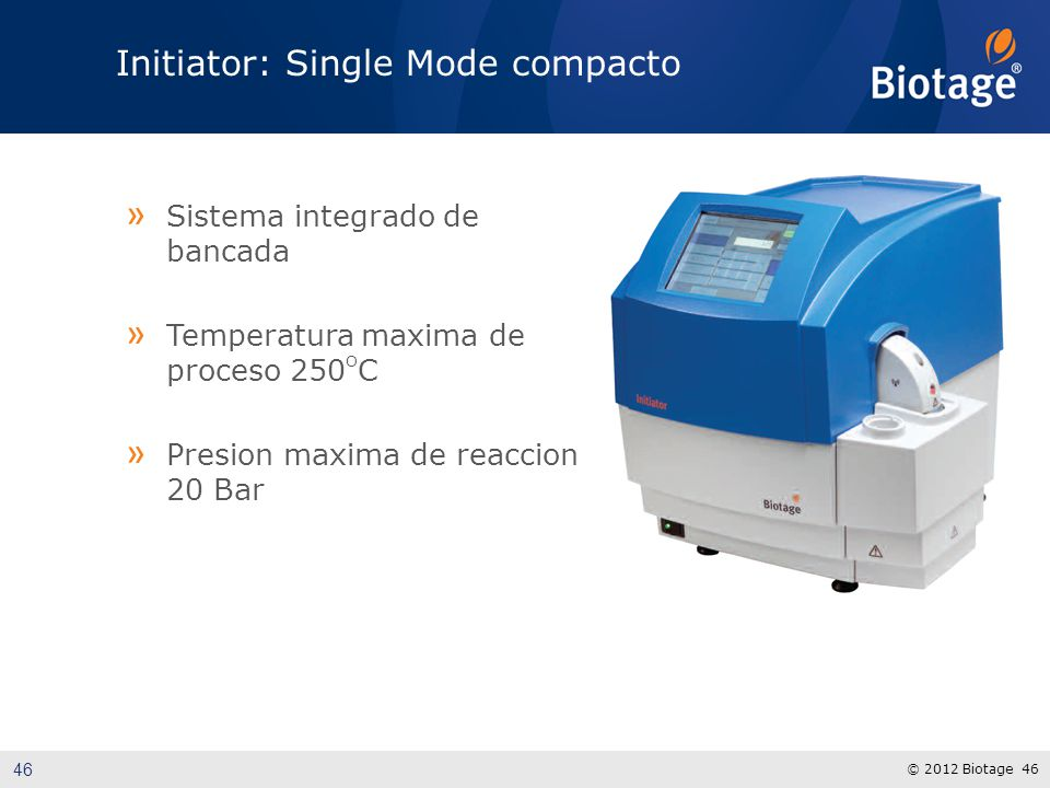 Initiator: Single Mode compacto