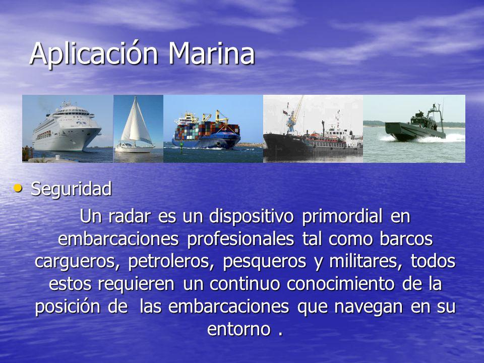 Aplicación Marina Seguridad