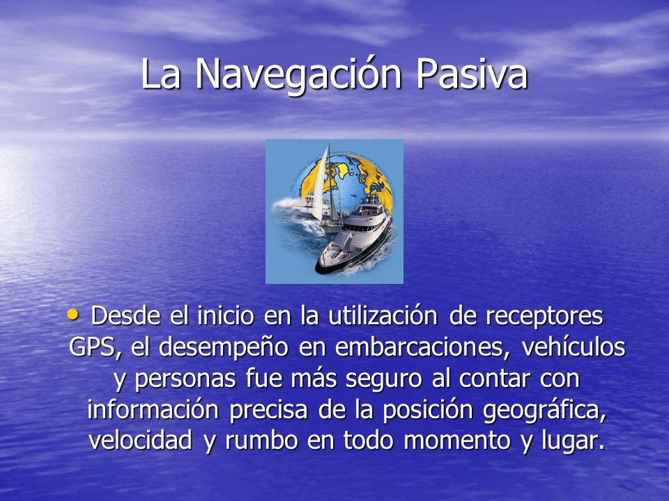 La Navegación Pasiva