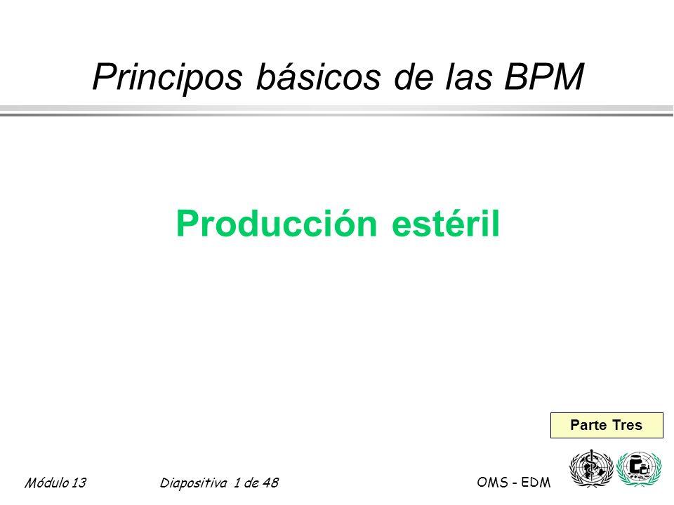Principos básicos de las BPM