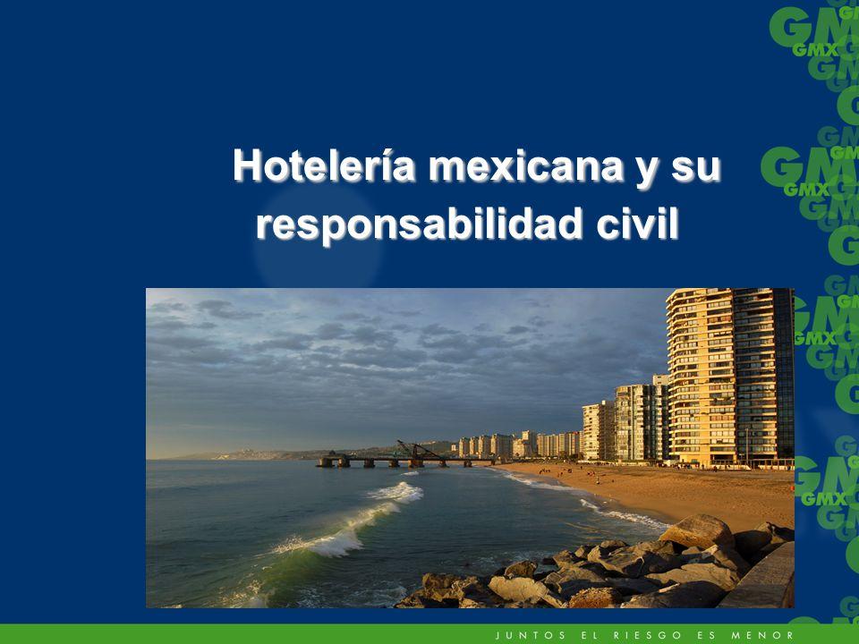 Hotelería mexicana y su responsabilidad civil