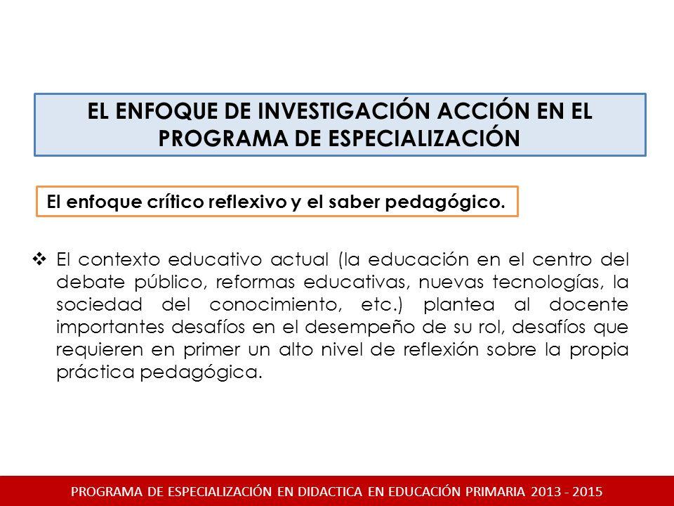 El enfoque de investigaci n acci n ppt video online for La accion educativa en el exterior