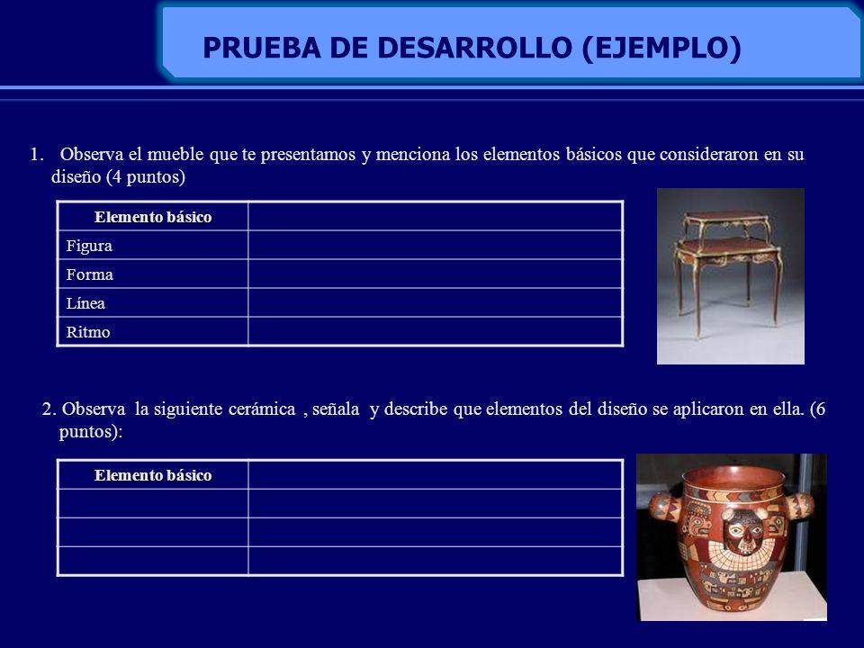 PRUEBA DE DESARROLLO (EJEMPLO)