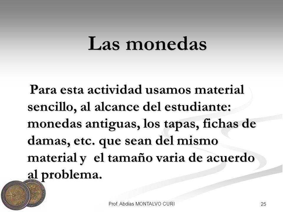 Prof. Abdías MONTALVO CURI