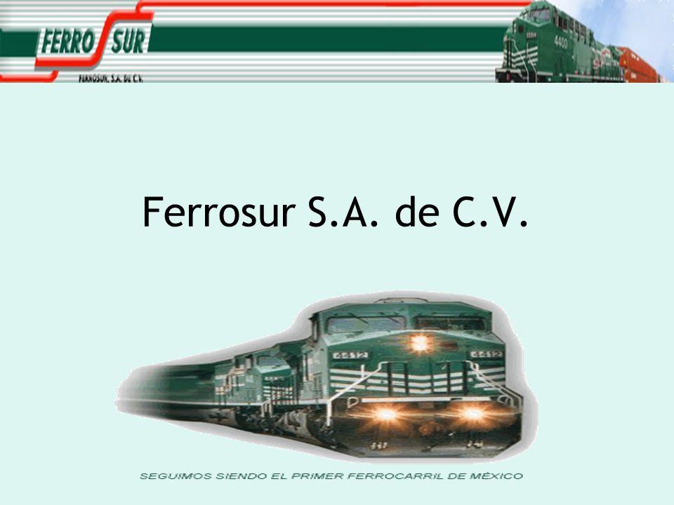 Ferrosur S.A. de C.V.