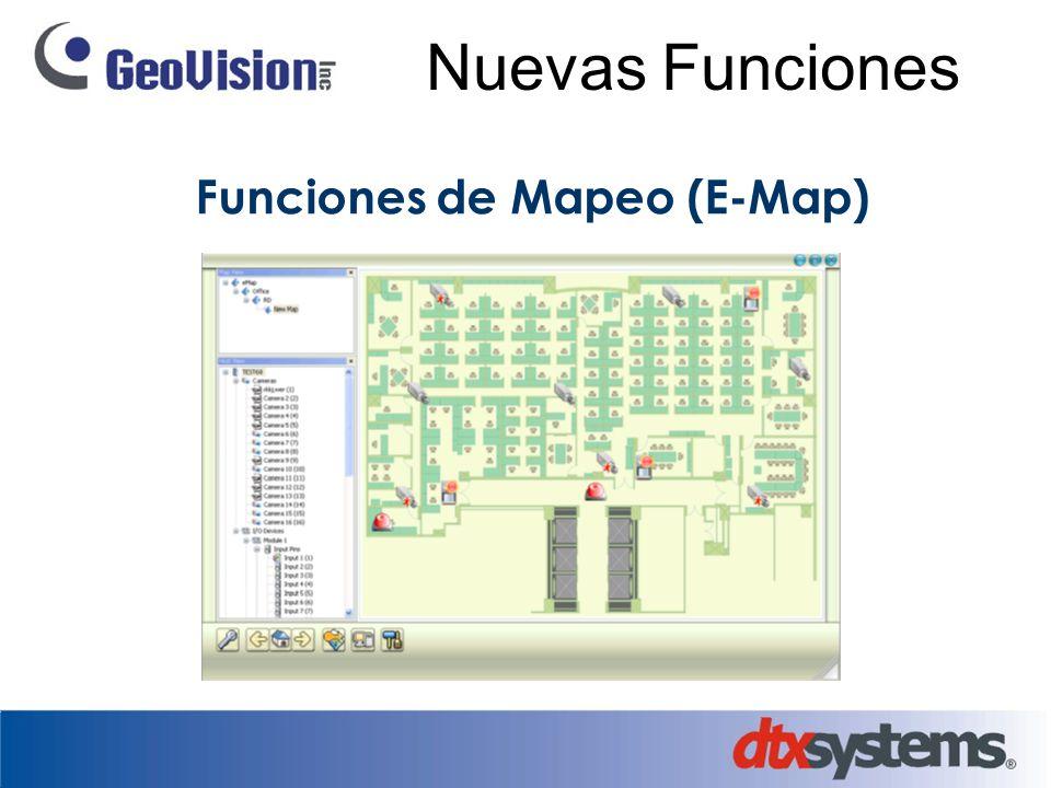 Funciones de Mapeo (E-Map)